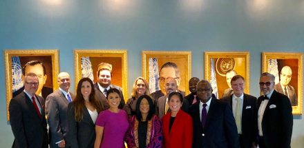 Tonya Ware Thought Leader Speaks At United Nations In New York